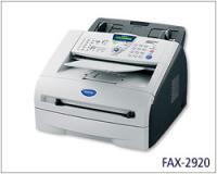BROTHERLaser Fax2920