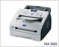 BROTHERLaser Fax2820